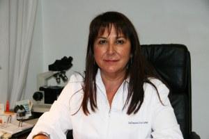 Francisca García, presidenta de ACAI